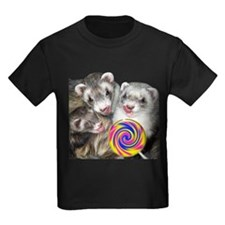 Ferrets with Lollipop T