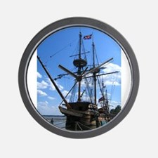 Jamestown, Virginia Wall Clock