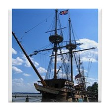Jamestown, Virginia Tile Coaster