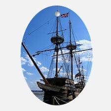 Jamestown, Virginia Oval Ornament