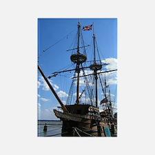 Jamestown, Virginia Rectangle Magnet