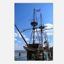 Jamestown, Virginia Postcards (Package of 8)