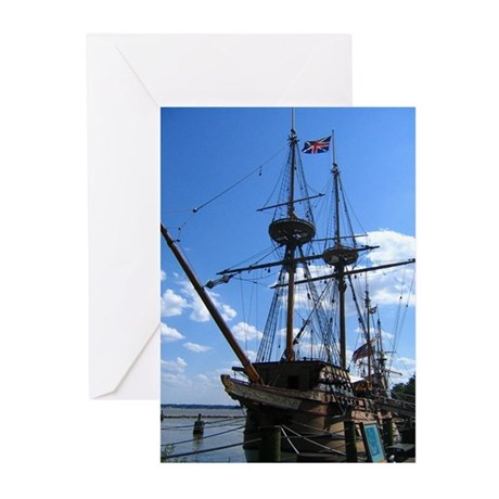 Jamestown, Virginia Greeting Cards (Pk of 20)