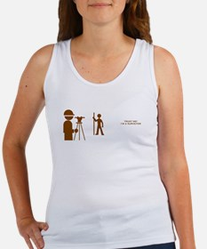 Surveyor Women's Tank Top