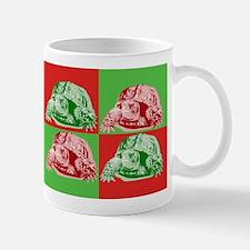 Turtly Holiday Greeting Cards Mug