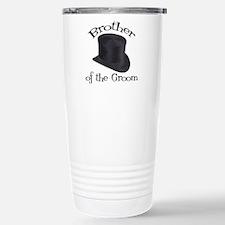 Top Hat Groom's Brother Travel Mug