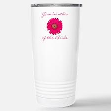 Bride's Grandmother Travel Mug