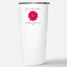 Groom's Grandmother Travel Mug