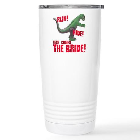 Difficult Bride Stainless Steel Travel Mug