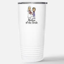 Mother of the Bride Travel Mug