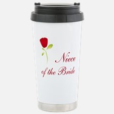 Red Bride's Niece Stainless Steel Travel Mug