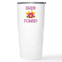 Bride Power Travel Mug