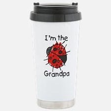 I'm the Grandpa Ladybug Travel Mug