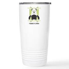 Made in China Panda Travel Mug