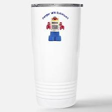 Danger Will Robinson Travel Mug