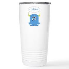 Cookie Monster Travel Mug