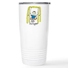 Swinger Swing Set! Travel Mug