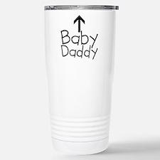 Baby Daddy Arrow Travel Mug