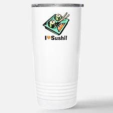 I Love Sushi! Travel Mug