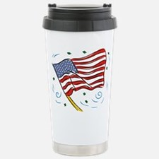 Grand Old Flag Stainless Steel Travel Mug
