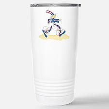 Mod Patriotic Stainless Steel Travel Mug