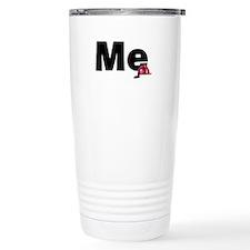 Me Firefighter Travel Coffee Mug