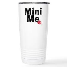 Mini Me Firefighter Travel Mug