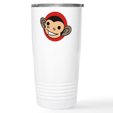 Monkey Monkey! Stainless Steel Travel Mug