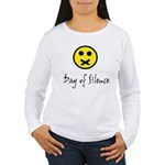 Day of Silence Women's Long Sleeve T-Shirt