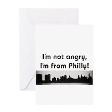 Cool Phil Greeting Card