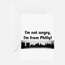 Unique Phil Greeting Cards (Pk of 10)