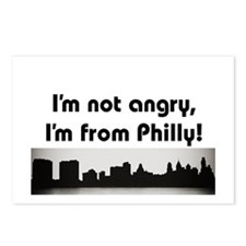 Unique Philly Postcards (Package of 8)