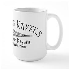 Skin On Frame Kayaks Mug