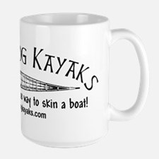 Black Dog Kayaks Large Mug