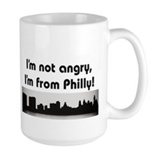 Angry from Philly Mug