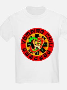 Vampire Chili Peppers Red T-Shirt