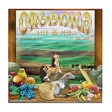 Organica Tile Coaster