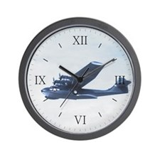 PBY Catalina Wall Clock