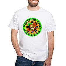 Vampire Chili Peppers Green Shirt