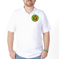 Vampire Chili Peppers Green T-Shirt