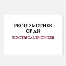 Proud Mother Of An ELECTRICAL ENGINEER Postcards (