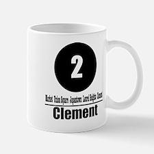 2 Clement (Classic) Mug