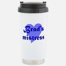 Brad Pitt Mistress Travel Mug