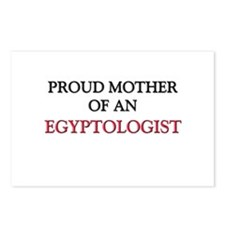 Proud Mother Of An EGYPTOLOGIST Postcards (Package