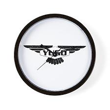 Yugo Wall Clock