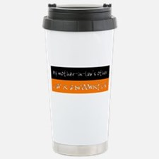 Witchy Mother-in-Law Travel Mug