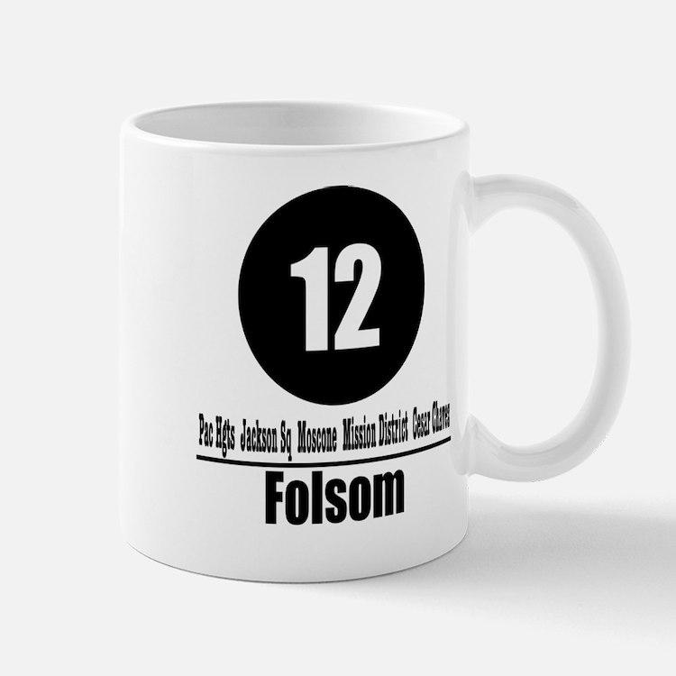 12 Folsom (Classic) Mug