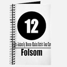 12 Folsom (Classic) Journal