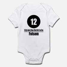 12 Folsom (Classic) Infant Bodysuit