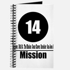 14 Mission (Classic) Journal